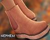 NP. Fall Velvet Boots