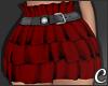 !© Ruffled Skirt Ruby