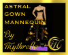 ASTRAL GOWN MANNEQUIN