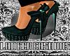 TheV Aqua Heels