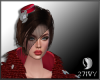 IV. Dolce HatVeil-Red