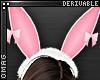 0 | Fluffy Bunny Ears M