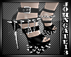 PvC Spiked Dark Heels