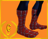 (CC)Spiderman boots