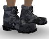 Gray Digital Camo BootsM