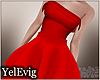 [Y] Red dress 01