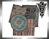 CTG PILE OF FADED RUGS