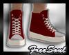 CEM Red Perfect Kicks