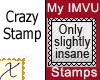 X Only Slightly Insane