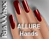 Wx:Sleek Allure CandyRed