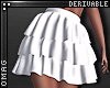 0 | Ruffle Mini Skirt