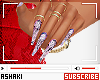 Ⴕ Nails W.Rings