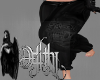 darkside skull pants