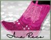 A Pink Cowboy Boots
