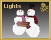 Wonderland Snowmen