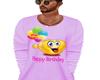 Camisa Happy birthday