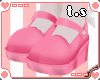 *ts* Dolly Shoes [Pink]
