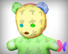 Derivable teddy bear