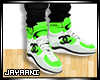 CoCo Hi-Top Lime M