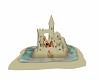 Beach Sand Castle Fun
