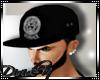 D: Versace Platinum Hat