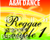 CD| Reggae Dance 1 - 10P