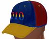 Cap 010 red/yello/bleu