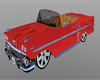 red flame 58 impala