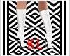 White Boots KL