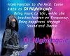 DJ Nightingale