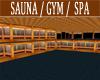 SAUNA /GYM /SPA