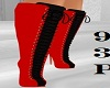 [93P] Liberty . red Boot