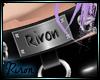 >R< Riron Collar M