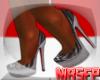 ~FP~Zebra Suade Pumps