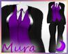 SS Tuxedo Purple