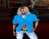 Comfy Blue Shirt