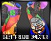 BEST FRIEND SWEATER