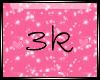 L| 3k support sticker