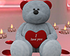 Valentine Teddy Bear e