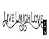 CTG LIVE/LAUGH/LOVE ART