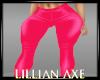 [la] hot pink neon