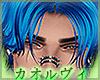 Ethan Hair- Blue