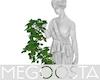 Ivy Statue