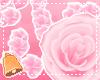 🔔 Pink Floor Roses