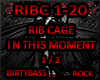 In This Moment Rib Cage