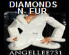 DIAMONDS N FUR ELEGANCE