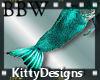 KD+ Oceana tail BBW