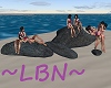 ~LBN~ Beach Rocks v2