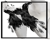 Gothic Feathers Gloves