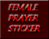 !FC! Female Prayer